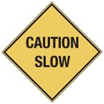 caution-slow-sign