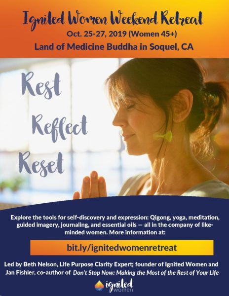 Ignited Women Retreat @ Land of Medicine Buddha